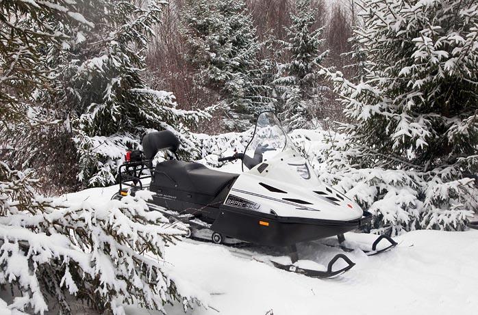 Снегоход варяг 550